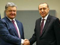Poroşenko Erdoğan ile telefonda görüştü