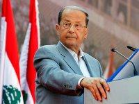 """Lübnan'dan ABD'ye """"Golan Tepeleri"""" tepkisi"""