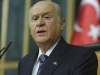 MHP Genel Başkanı Bahçeli'den çok sert Kerkük açıklaması