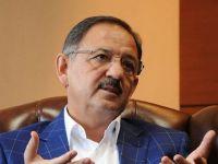 Çevre ve Şehircilik Bakanı Özhaseki: Hissemi CHP'ye bağışlayacağım