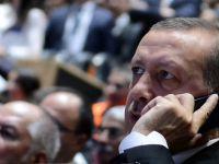 Cumhurbaşkanı Erdoğan, Adana Valisi'nden bilgi aldı