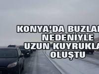 İstanbul Yolu trafiğe kapandı
