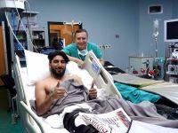 Seddar Karaman, ameliyat oldu