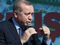 Erdoğan: Biliyorum yalnızım ama...