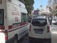 AK Parti Mersin Milletvekili kaza yaptı