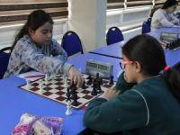 Satranç turnuvası heyecanı