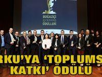 Torku'ya 'Toplumsal katkı' ödülü