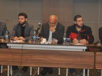 "Konya'da STK'lardan ""Halep'e yol açın"" kampanyası"