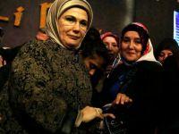 Nalân Hanım, Emine Erdoğan İle Birlikte