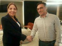 Pınar Hanım Anlaşma İmzaladı