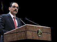 Cumhurbaşkanlığı Sözcüsü Kalın: El Bab bölgesine kadar terörden tamamen temizlendi