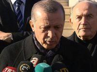 Cumhurbaşkanı Erdoğan: Yeterli değil! Milletim daha da yüklenmeli.
