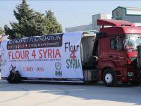 İç savaş mağduru Suriyelilere 8 ülkeden yardım