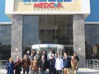 Medova Hastanesi Aile Hekimlerini Ağırladı