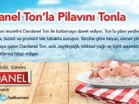"""Dardanel Ton'la """"Pilavını Tonla!"""" Lezzeti Katla"""