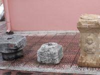 Ereğli'de Romalılar Dönemine Ait Sunak Taşı Bulundu