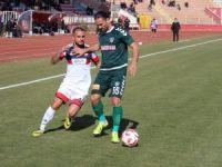 Kahramanmaraşspor: 2 - Konya Anadolu Selçukspor: 1