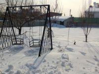 Yağan Kar Konya Ovası'na Bereket Getirdi