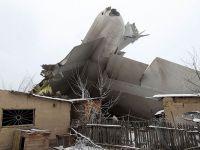 Acı haber geldi! Ölü sayısı arttı… Kırgızistan'da Türk Kargo uçağı düştü