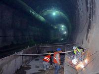 Kop Tüneli'nin 5 bin 200 metresi delindi VİDEO HABER