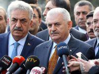 """Başbakan Yıldırım'dan """"erken seçim"""" açıklaması VİDEO HABER"""