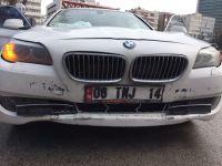 CHP'li Vekiller Kaza Geçirdi