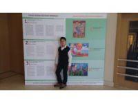 Öykü yarışmasında birinci olan öğrenci, Beyşehir'i sevindirdi