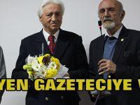 Duayen Gazeteci İhsan Kayseri'ye vefa