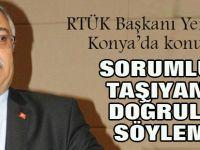 RTÜK Başkanı Yerlikaya: Medya tarafsız olmalı