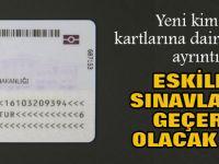 Bakanlıktan yeni kimlik kartlarına dair önemli duyuru
