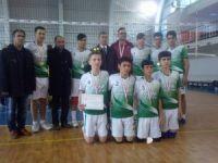 Karapınar Anadolu İmam Hatip Lisesi şampiyon oldu