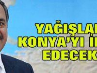Kar Yağışı Konya'daki Yeraltı Su Rezervlerini İhya Etti