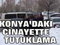 Konya'daki Silahlı Kavgada Gözaltına Alınan 5 Kişiden Biri Tutuklandı