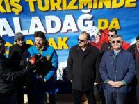 Kış turizminde Konya da söz sahibi olacak VİDEO HABER