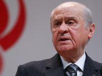 MHP Genel Başkanı Bahçeli'den Referandum açıklaması