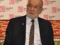 Saadet Partisi Genel Başkanı Karamollaoğlu Konya'da