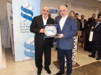 Türk Kızılayı Yönetim Kurulu Başkanı Dr. Kerem Kınık'tan Konya'ya övgü