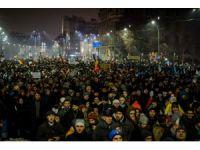 Romanya'daki tartışmalı af tasarısı