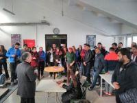 Konya'da Halter Hakem Kursu tamamlandı