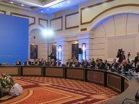 Astana'daki Suriye toplantısında 'ateşkesi izleme' konusunda uzlaşıldı