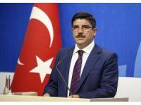 AK Parti Genel Başkan Yardımcısı Aktay Mardin'de