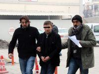 Konya'da babasını öldüren genç, tutuklandı