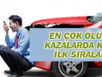 En çok ölümlü kaza Konya'da...