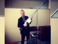 İşte Türkiye'nin yeni yerli silahı!