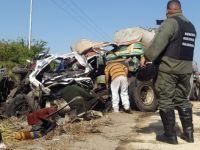 Venezuela'da kamyon ile otobüs çarpıştı: 16 ölü, 50 yaralı