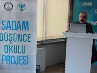 Müftü Akpınar, SADAM'da konferans verdi