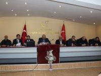 Saadet Partisi Şubat ayı Divan Toplantısı gerçekleştirildi.
