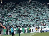 Konyaspor taraftarı Başkent'te takımını yalnız bırakmadı