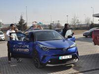 Toyota C-HR tanıtıldı