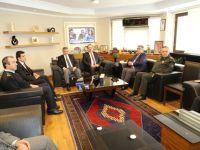 Vali Canbolat'tan Ereğli'ye ziyaret